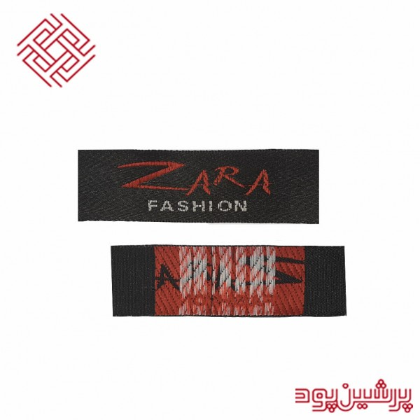 لیبل بافت مدل ZARA