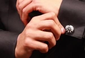 دکمه سر آستین،اصول لباس های رسمی