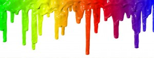 نقش رنگ ها