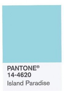 آبی فیروزه ای