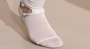 مارک چسبدار کفش
