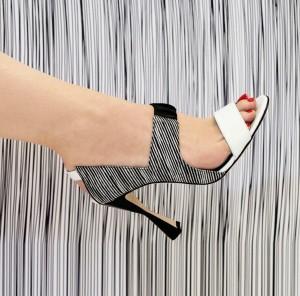 لیبل کفش
