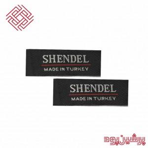 لیبل بافت مدل SHENDEL